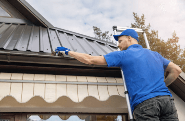 gutter cleaning in oklahoma city
