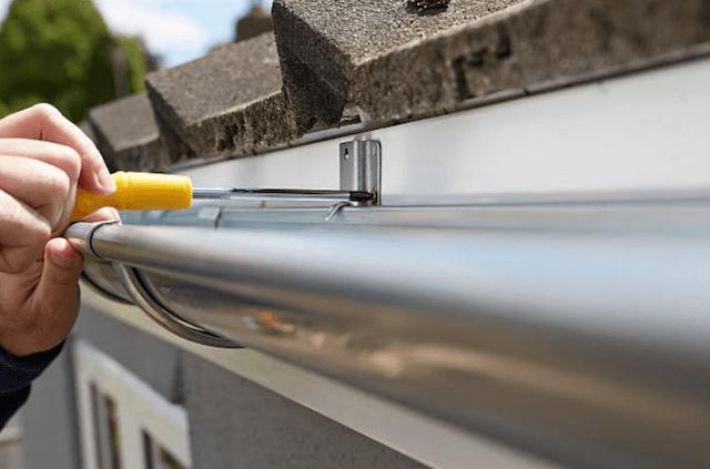 gutter repair oklahoma city